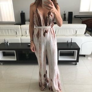 Caribbean Queen Jumpsuits/Rompers Size S